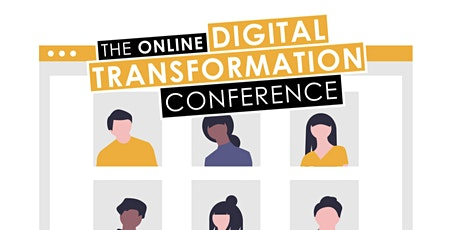 The Online Digital Transformation Conference, North American Edition tickets