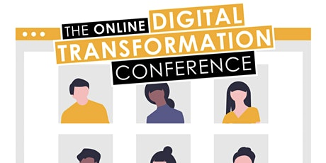 The Online Digital Transformation Conference, UK & Europe Edition tickets