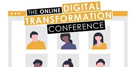 The Online Federal Digital Transformation Conference billets