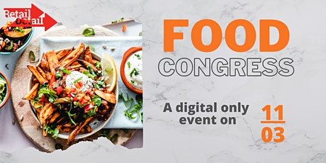 RetailDetail Food Congress 2021 tickets