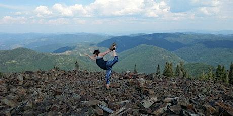 Power Vinyasa yoga (intermediate/advanced) tickets