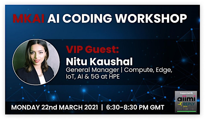 Artificial Intelligence  Coding Workshop: AI and Physics image