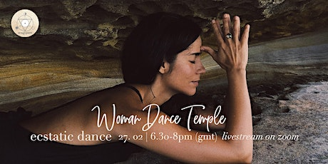 Woman Dance Temple - Ecstatic Dance tickets