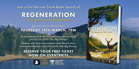 Book Launch: Regeneration by Andrew Painting tickets