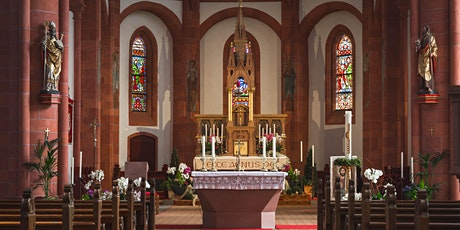 Hl. Messe am 27.03.2021 Tickets
