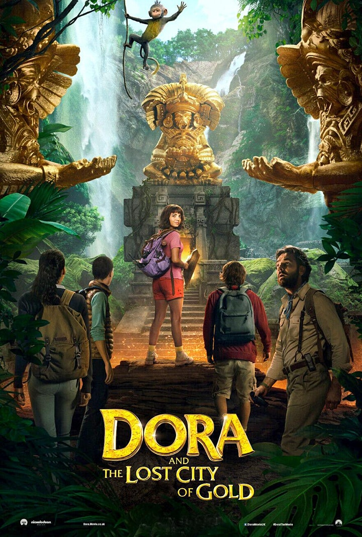 FORT MASON FLIX: Dora and the Lost City of Gold image