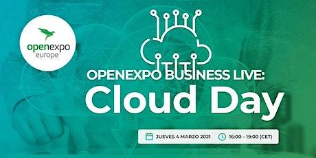 OpenExpo Business Live: Cloud Day entradas