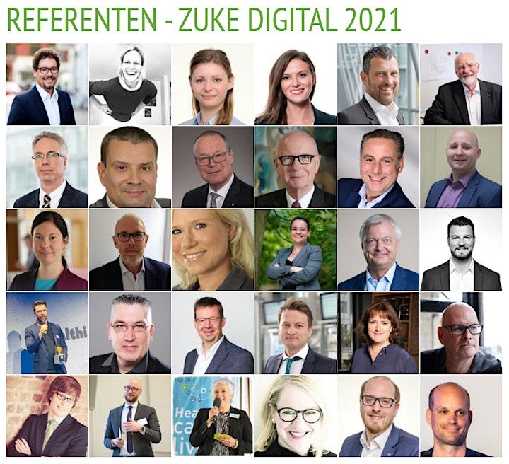 ZUKE digital - Klinik Einkauf Kongress: Bild