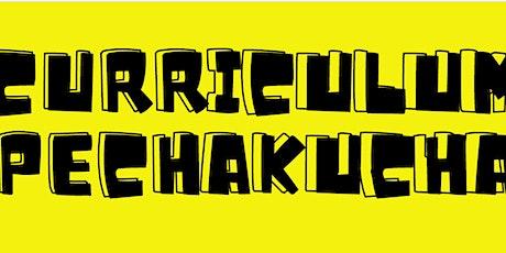 Curriculum PechaKucha tickets
