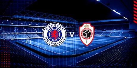 Rangers v Royal Antwerp – Europa League Virtual Watch Party tickets