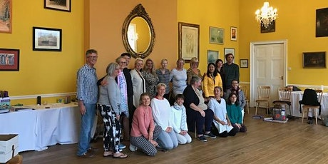Mindfulness Teacher Training - September 13th - 17th 2021 tickets