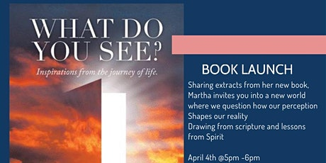 What do you See by Martha Matsvai : Book Launch tickets