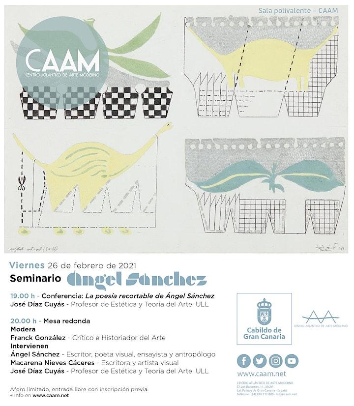 Imagen de Seminario 'Ángel Sánchez' en el CAAM