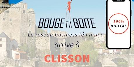 Lancement de Bouge ta Boite à Clisson billets