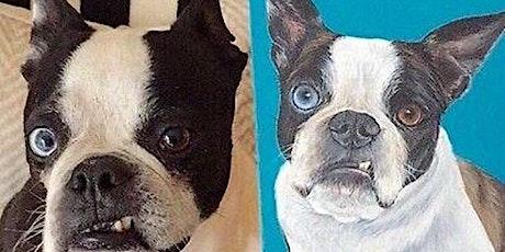 Paint Your Pet Workshop! tickets