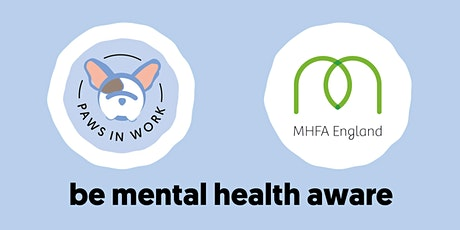 Online 'Be Mental Health Aware' Course (MHFA England) tickets