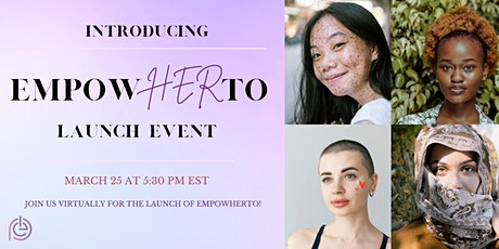 EmpowHERto Launch Event tickets