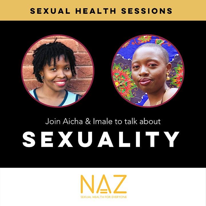 Sexuality Webinar image