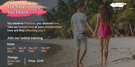 The Relationship You Desire tickets