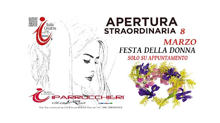 Immagine Apertura Straordinaria 8 Marzo per la Festa delle Donne