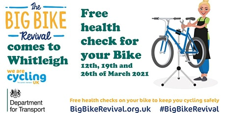 D.r Bike: Free health checks on your bike to keep you cycling safely tickets