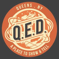 Q.E.D. - A Place to Show & Tell