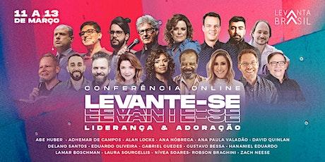 LEVANTE-SE Confêrencia Online biglietti