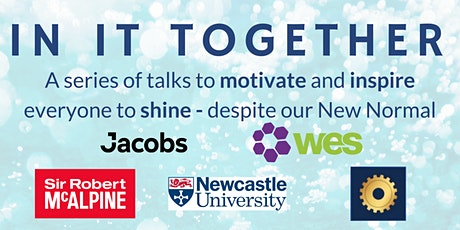 In It Together - The next step for career success tickets