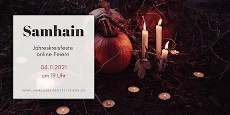 """Samhain"" Tickets"