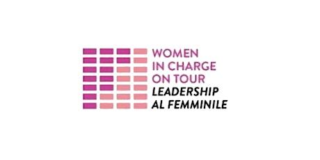 Istituzioni e Donne a confronto. La co-creazione di una nuova realtà biglietti