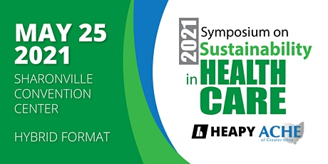 Symposium on Sustainability in Health Care 2021- Exhibitor/Sponsor tickets