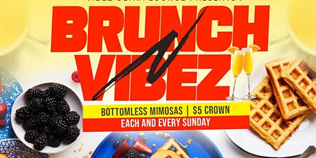 Brunch N Vibez Day Party tickets