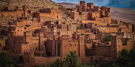 Virtual Guided Tour of Morocco tickets