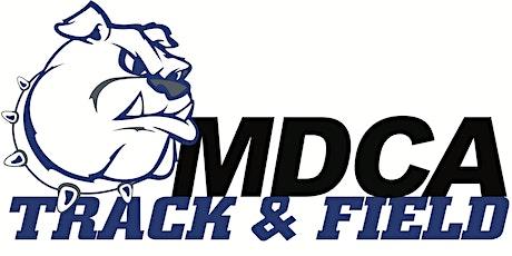 MDCA Developmental Meet #3 tickets