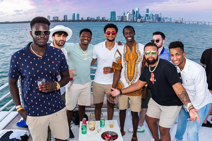 #MIAMI YACHT PARTY  ALL INCLUSIVE image