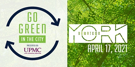 Go Green in the City tickets