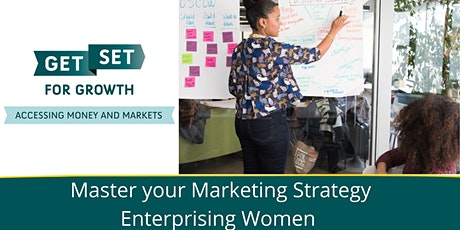 `Master your Marketing Strategy tickets