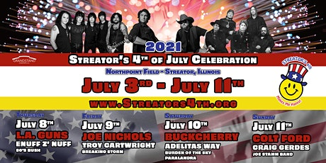 Streator's 4th of July Celebration Concerts tickets