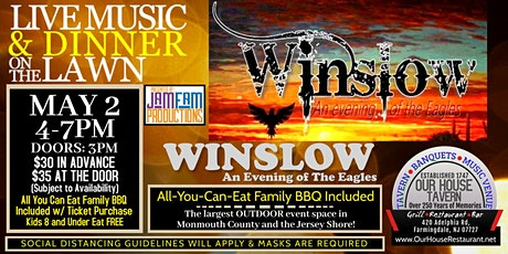 Winslow: An Evening of the Eagles @ OUR HOUSE TAVERN tickets