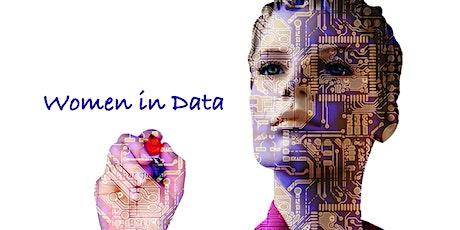Women in Data Analytics tickets