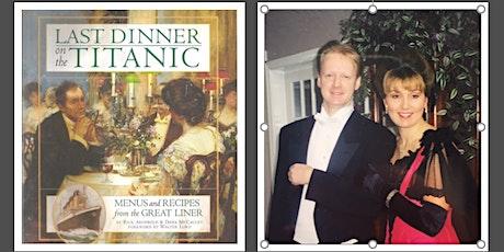 Last Dinner on the Titanic tickets