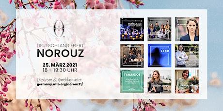 Deutschland feiert Norouz Tickets