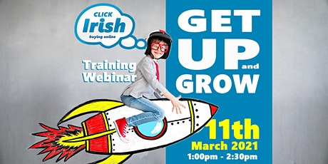 Get up and Grow - eCommerce Growth Show tickets