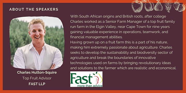 Webinar: What's New in 2021 for UK Fruit Growers in Sustainability and Tech image