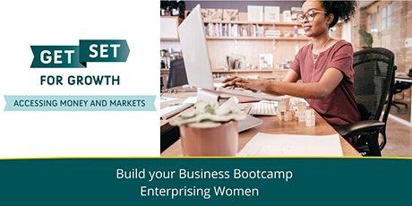 Building your Business Bootcamp for Female Entrepreneurs - April tickets