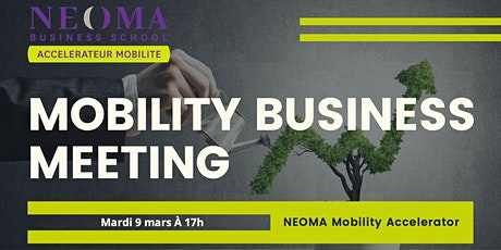 Mobility Business Meeting billets