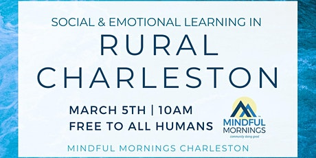 Mindful Mornings Charleston - March 5th Meetup tickets