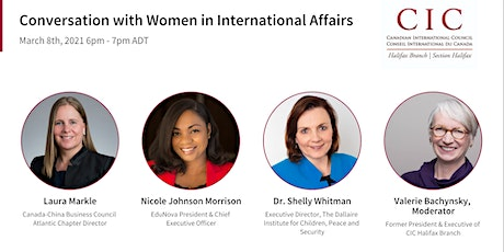 Conversation with Women in International Affairs tickets