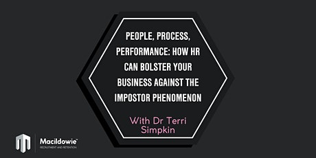 How HR can bolster your business against the impostor phenomenon tickets