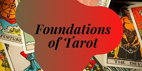 Foundations of Tarot 101 Virtual March 2021 tickets
